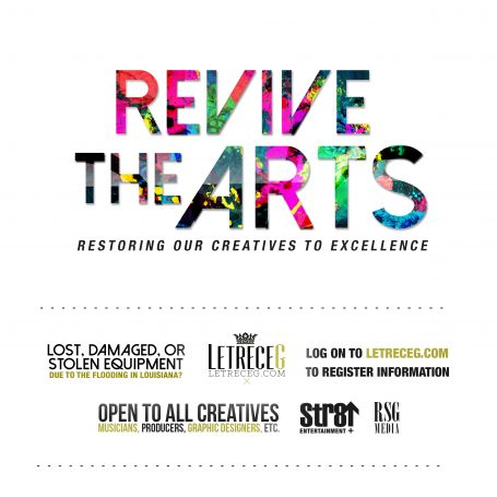 Revive The Arts