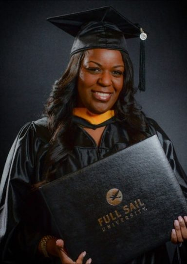 Full Sail Graduation