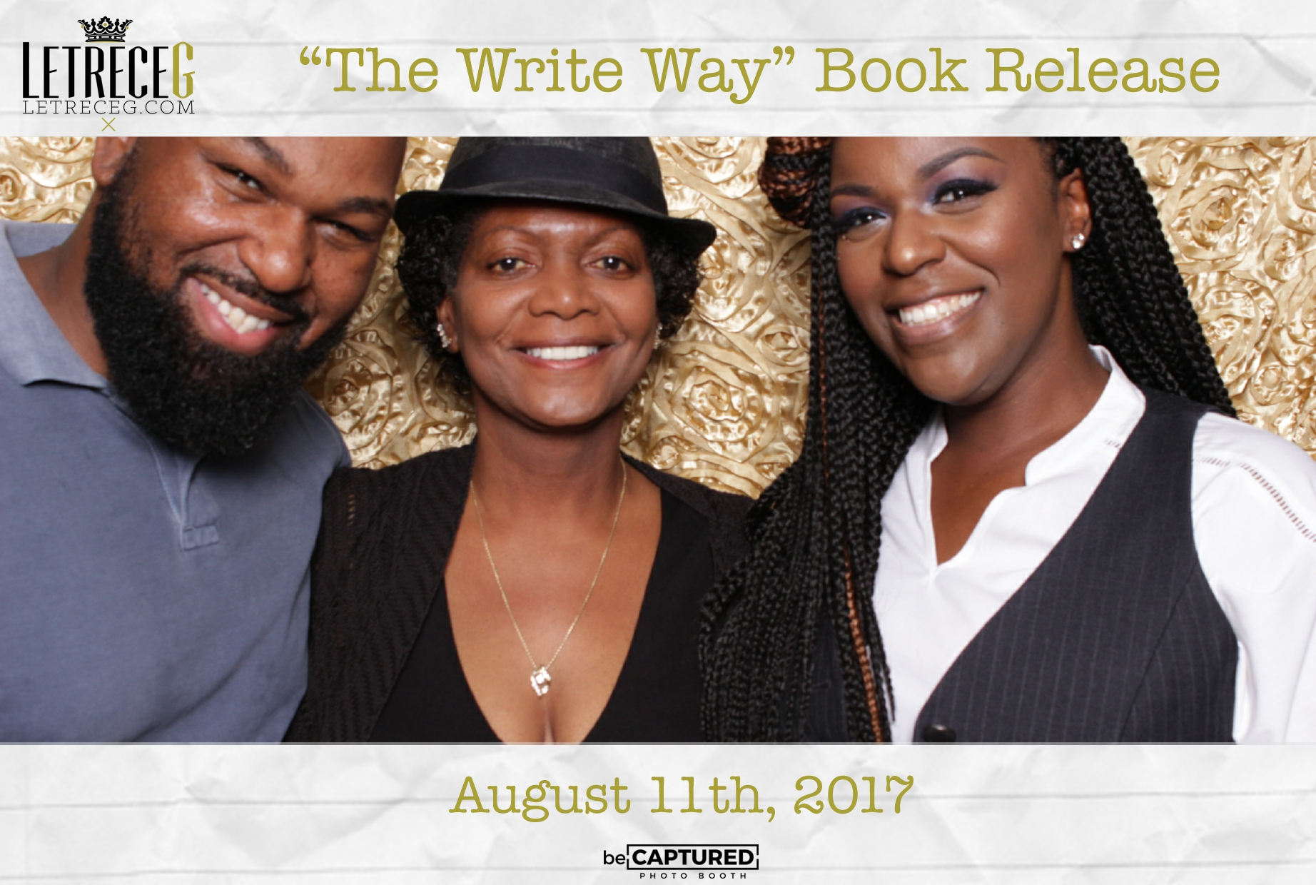 """The Write Way"" Book Release"