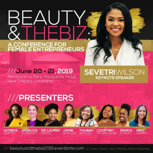 Beauty & The Biz Conference
