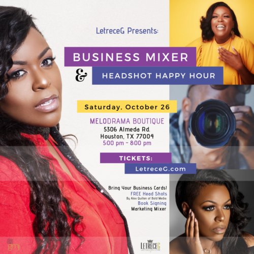 Business Mixer & Headshot Happy Hour