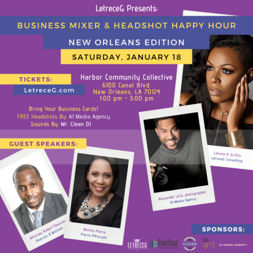Business Mixer: New Orleans Edition